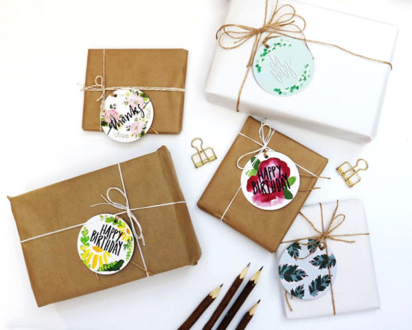 Assorted Gift Tags Pack